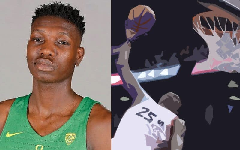 Who is Chris Boucher? He's a Winner...